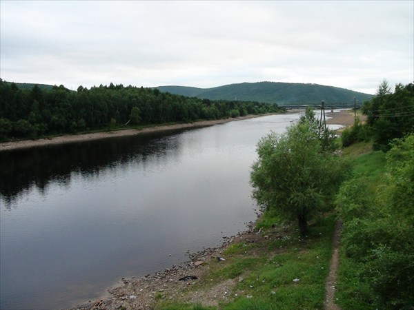 Река Тында