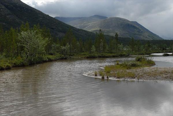 Гольцово озеро