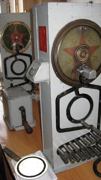 Электрожезловые аппараты системы Трегера