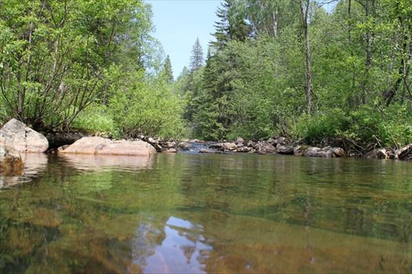 Река Тесьма